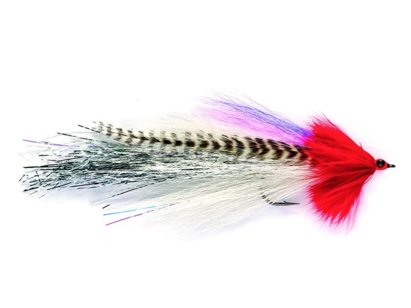 PIKE FLY CUSTOM  ep fiber 8 to 9 inch fly made in scotland